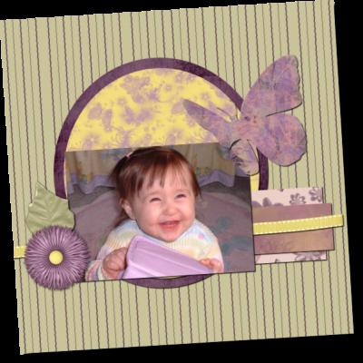 Baby-Purple